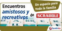 Encuentros amistosos y recreativos de Scrabble
