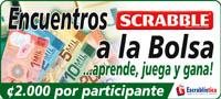 Encuentros Scrabble a la Bolsa